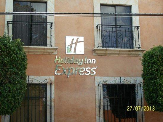 Holiday Inn Express Centro Historico Oaxaca: fachada