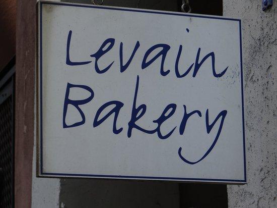 Levain Bakery: Aussen