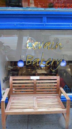 Levain Bakery: Bäckerei