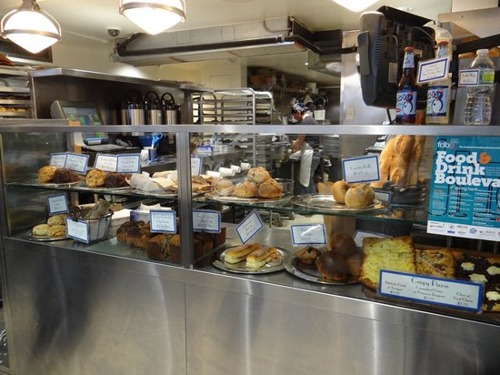 Levain Bakery: Auswahl