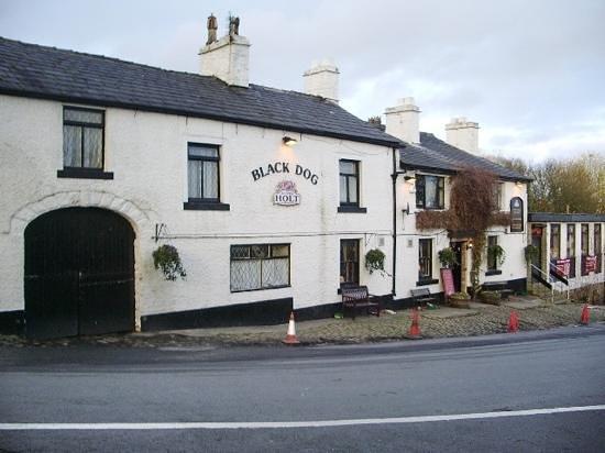 โบลตัน, UK: The Black Dog, Belmont