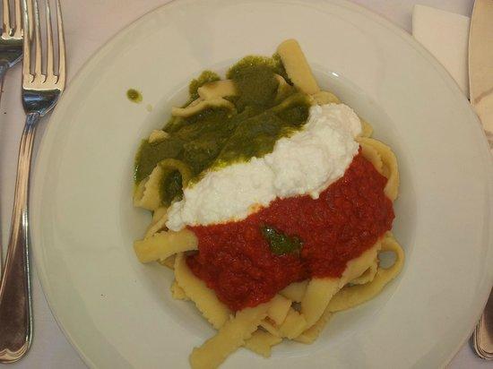 Maria Tindara : Tagliatelle all'Italiana