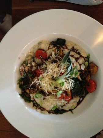 Rose & Kettle Restaurant : risotto