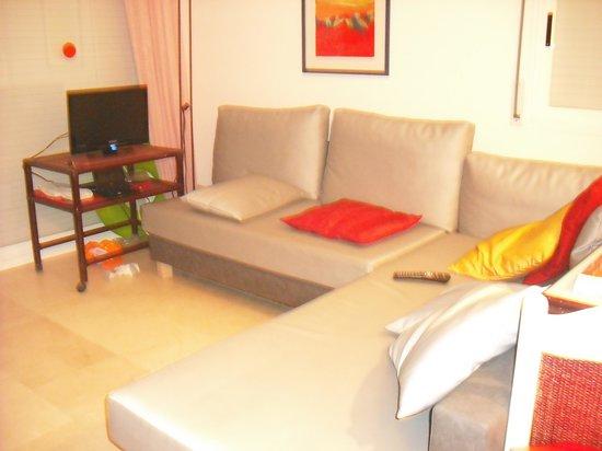 Centremar Living area