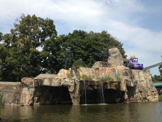 Dutch Wonderland : View from boat ride