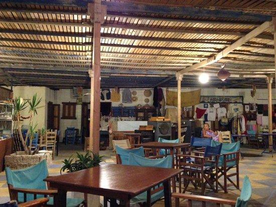 Papalagi Taverna : Suggestivo scorcio del Papalagi