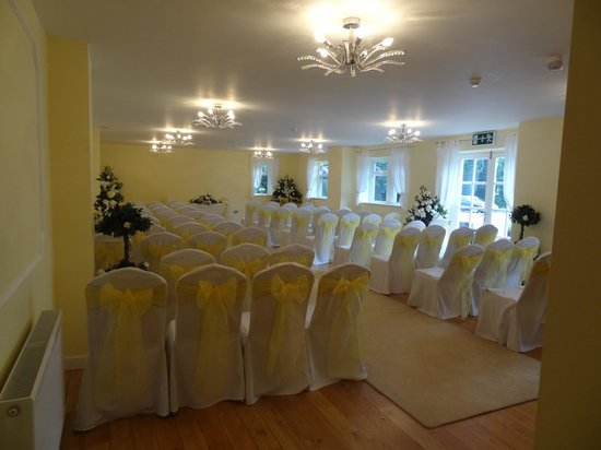 The Tower House Hotel: Tower House Civil Ceremony Room
