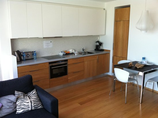 Bryggen Panorama Suites: het appartement