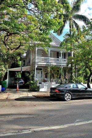 Ambrosia Key West Tropical Lodging : B & B House