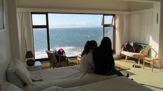 Sunny Cove Manor: Our view of False Bay