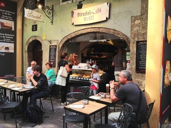 Cafe Strudel Brunch Hours