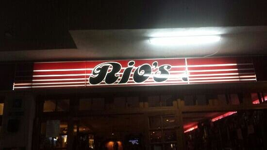Rio's Bar Es Canar