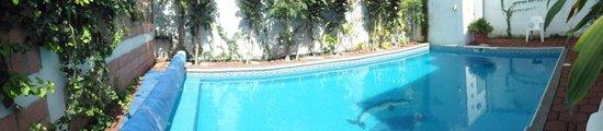 Hotel Beltran : alberca climatizada