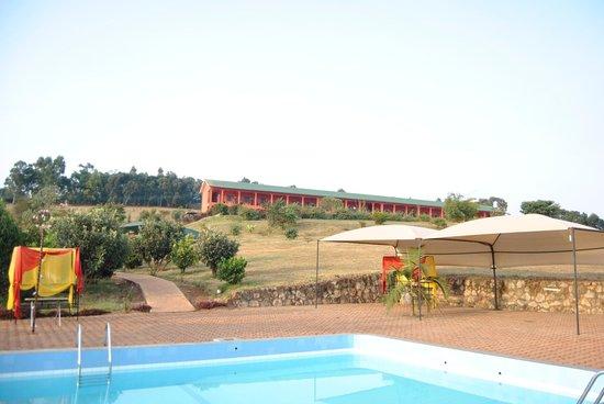 Highview Hotel: pool side