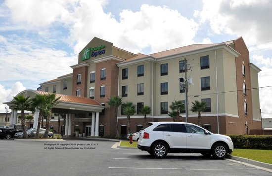 Holiday Inn Express Hotel & Suites Waycross: Waycross Ga Holiday Inn Express