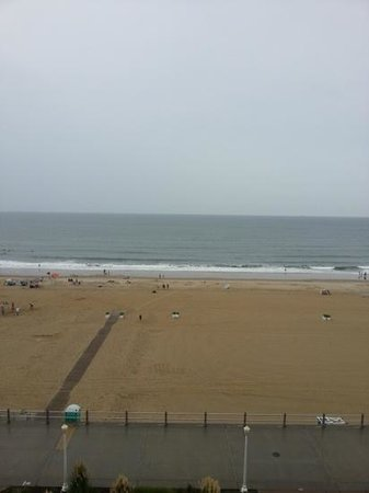 Four Points by Sheraton Virginia Beach Oceanfront: view from hotel balcony
