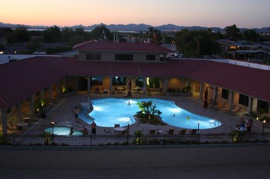 Islander Resort: Resort pool & spa