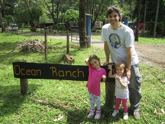 Ocean Ranch Park : At The entrance