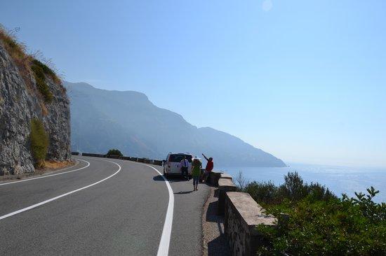 Italy Limousine: Amafi Coast