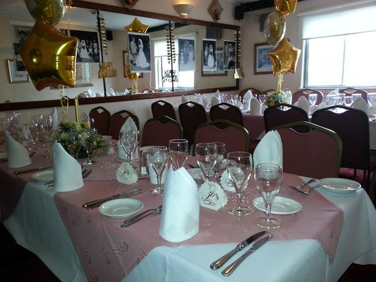 Il Laghetto: Private function room upstairs takes up to 20 people