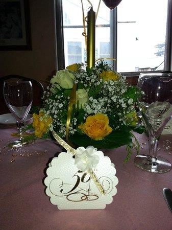 Il Laghetto: Golden wedding anniversary