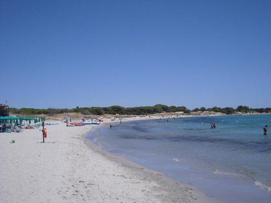 Hotel Cala Ginepro Resort&Spa : Spiaggia caraibica