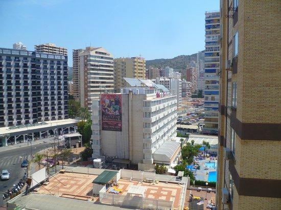 MedPlaya Hotel Riudor: view from 7th floor