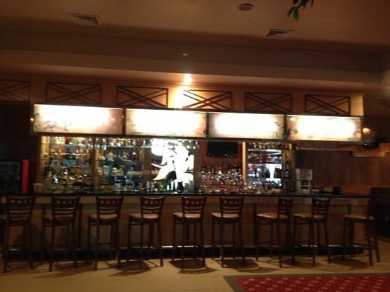 Fuji: Bar inside