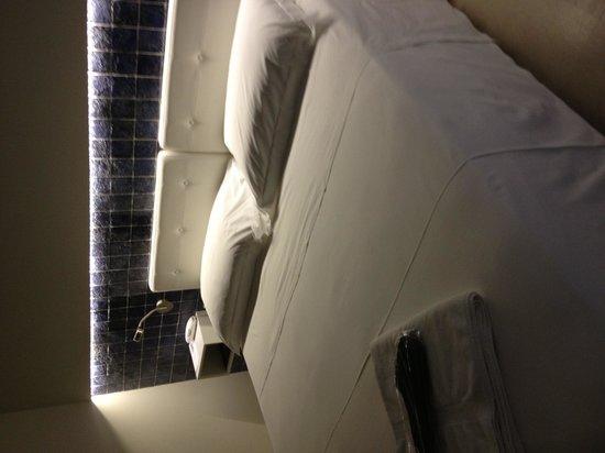 Porta del Tocco Design Suites: Bed