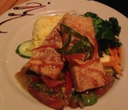 Bandaloop : I love meat and seafood but this tofu was delicious!