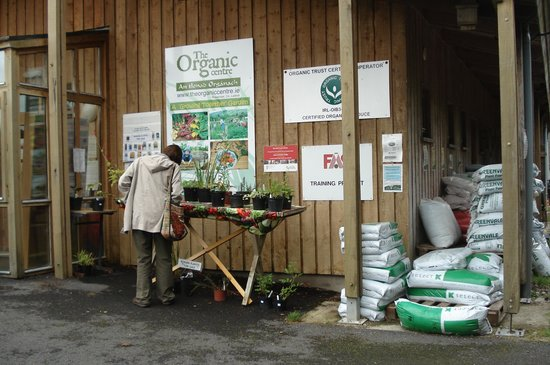 County Leitrim, Irlanda: The Organic Centre