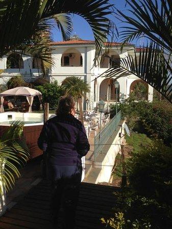 Casa Blanca Hotel: lindo hotel algo descuidado