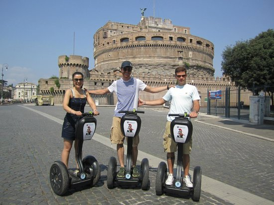 Segway Rome Tours: The Best
