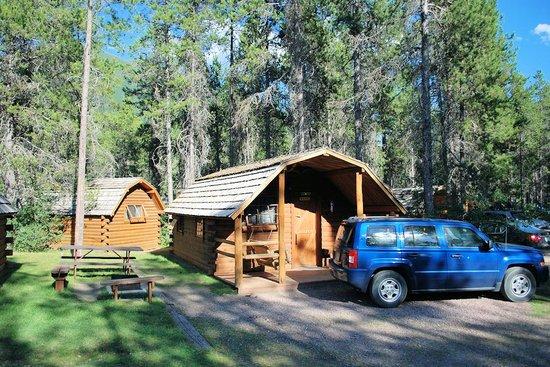 West Glacier KOA: KOA Cabin