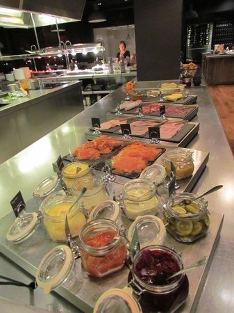 Breakfast Buffet Picture Of Clarion Collection Hotel