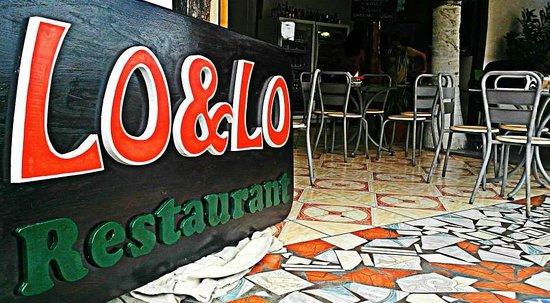 Lo&Lo Restaurant: LO Y LO RESTAURANTE
