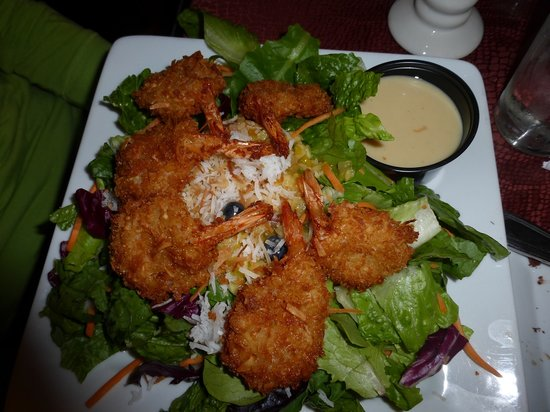 Coconut Shrimp salad Hershey Pantry - Picture of Hershey Pantry ...