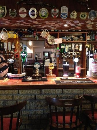 Clashwhannon Public house: public bar
