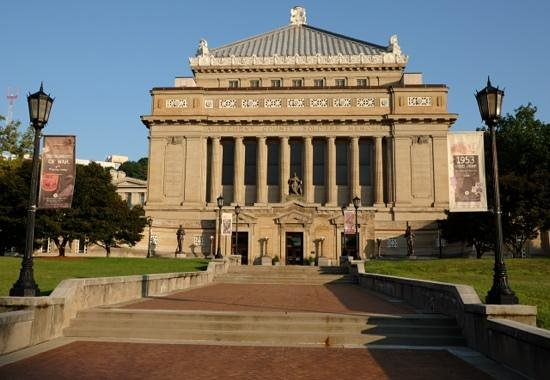 Foyer Museum Hours : Soldiers sailors memorial hall museum pittsburgh pa