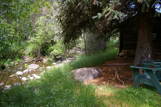 Four Mile Creek Bed and Breakfast: Nature all around