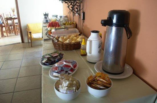 Pousada Refron du Mar: Desayuno
