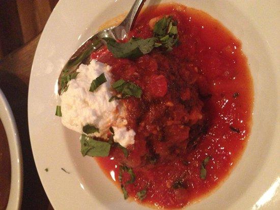 Osteria Cucina Rustica: Best meatball EVER!!!