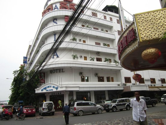 Asia Hotel: from Monivong