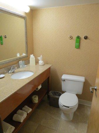 La Quinta Inn & Suites Minneapolis-Minnetonka: Bathroom.