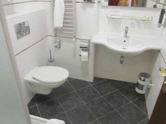 BEST WESTERN PLUS Hotel Meteor Plaza: Bathroom