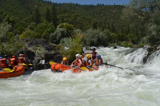 Noah's River Adventures: Rapids on the Rogue River