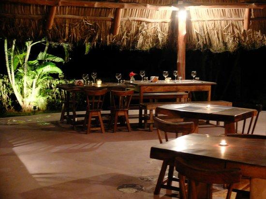 Restaurante Tapas El Rey Patricio: Para la cena 18.00 a 21.30pm