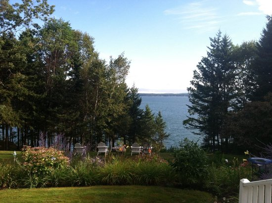 Inn at Bay Ledge: View from the hotel