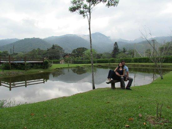 Pousada Rio da Prata : Lago