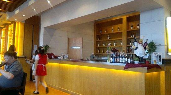 German House Restaurant: The Bar Counter